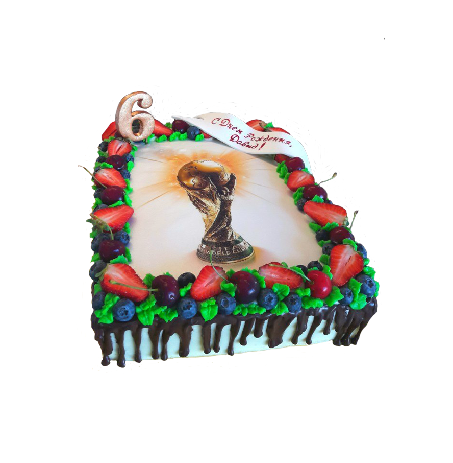 торт детский прямоугольный ТП-3