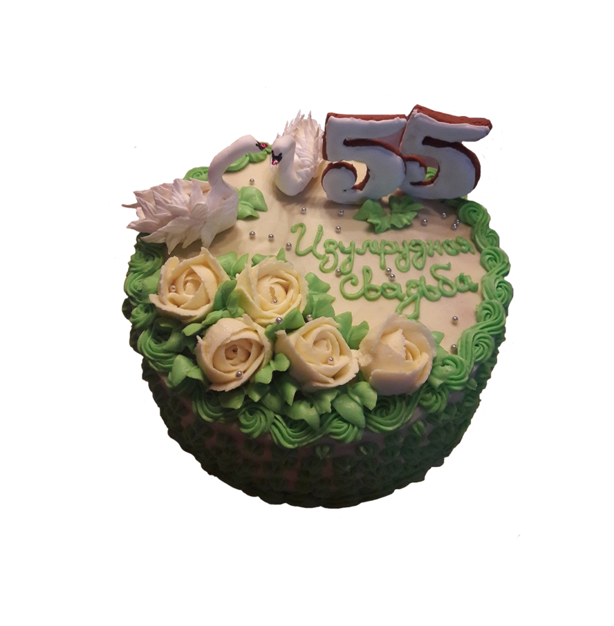 Торт на годовщину свадьбы круглый ТК-24